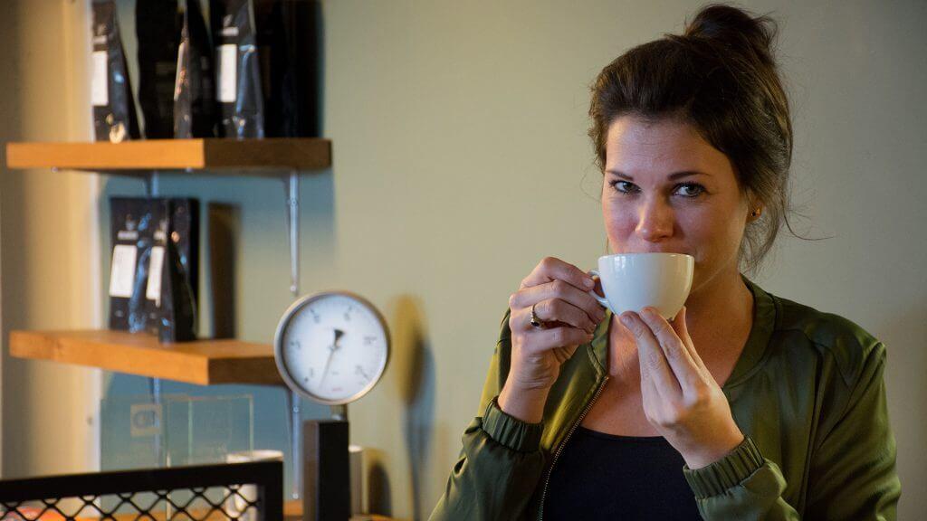 Merel van Laar - Cup of Blackbird