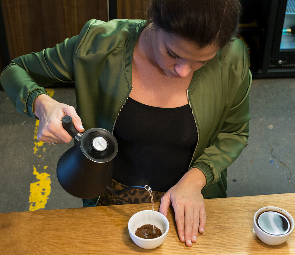Koffieproeverij Nijmegen