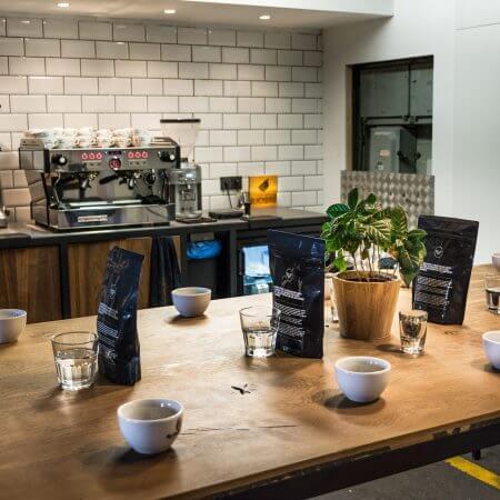 Koffieproeverij Nijmegen Cup of Blackbird