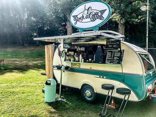 caravan espressobar rockacoffee